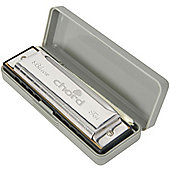 Chord Blues Ten Harmonica Key A