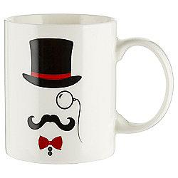 Vintage Monsieur Mug
