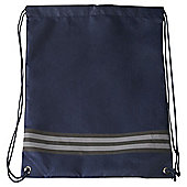 Tesco Gymsack - Navy