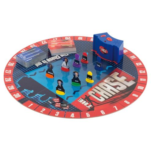 Buy The Chase Electronic Family Board Game from our Family Board Games ...