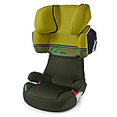 Cybex Solution X2 Car Seat (Graffiti Green)