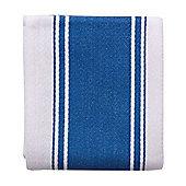 Now Designs Symmetry Tea Towel, Royal Blue