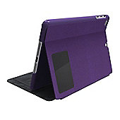 Kensington Comercio Hard Folio Case & Adjustable Stand for Apple iPad Air Purple