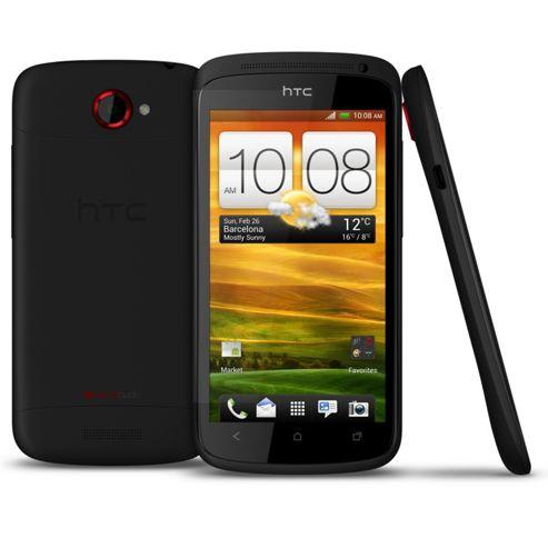 HTC One S - Sim Free (Black)