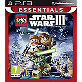 Lego Star Wars Iii Clone Wars (PS3 )