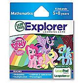 LeapFrog® Explorer™  Learning Game: Hasbro My Little Pony Friendship is Magic