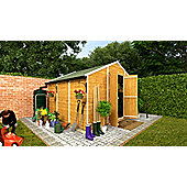 BillyOh 4000 9 x 10 Windowless Tongue & Groove Apex Shed