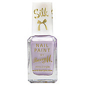 Barry M Silk Nail Paint 6 Heather 10Ml