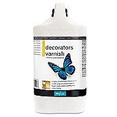 Polyvine Decorators Varnish - Gloss - 4 Litre