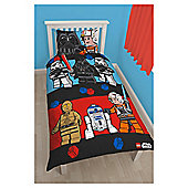 Star Wars Lego Single Duvet Set