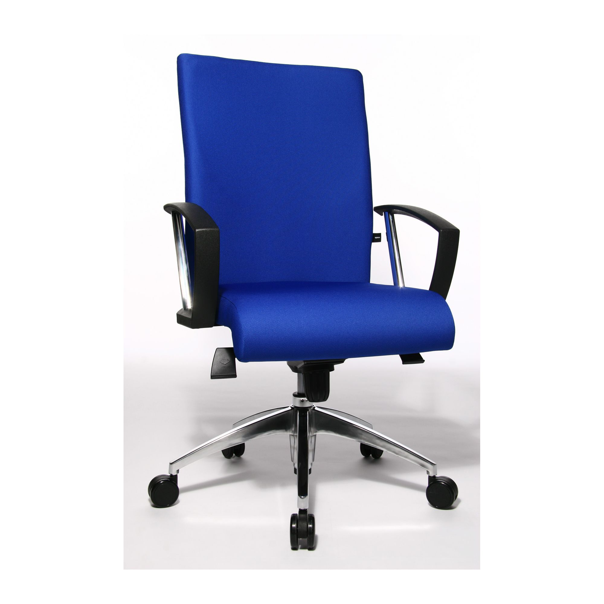 Topstar New Workart Swivel Chair in Blue at Tescos Direct