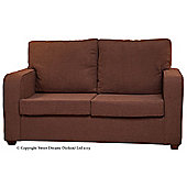 Sweet Dreams Windsor 2 Seater Sofa Bed - Sand