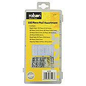 Rolson 61293 550-Piece Nail Assortment