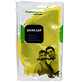 Tunturi Silicone Adult Swimming Cap - Yellow