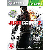 Just Cause 2 Classic (Xbox 360)