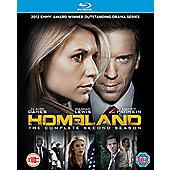 Homeland Season 2 (Blu-ray)