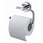 Haceka Kosmos Toilet Roll Holder in Chrome