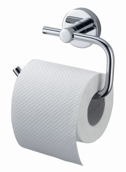 Buy Haceka Kosmos Toilet Roll Holder In Chrome From Our