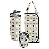 Ryco Baby Travel Set Three Piece Spot design