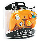Gamecube Controller for Wii Wired - Orange - NintendoWii