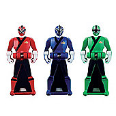 Power Rangers Super Megaforce Ranger Key Set - Samurai