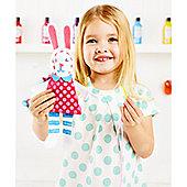 Make Your Own Rag Doll Rabbit