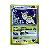 Pokemon Ampharos LV.52 Promo Card