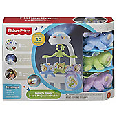 Fisher-Price Butterfly Dreams Projection Mobile