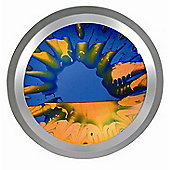 Naeve Leuchten Deco Oil Wall Art Disc