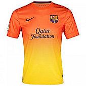 2012-13 Barcelona Nike Away Football Shirt (Kids)