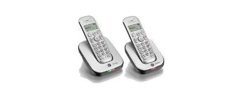 Studio 4100 DECT Twin Cordless Phone
