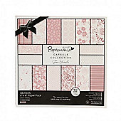 6 x 6 Paper Pack - Parkstone Pink