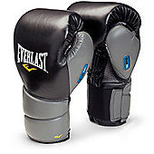 Everlast Protex 2 Evergel Boxing Gloves - Black