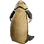 Jabba the Hutt Inflatable - One Size