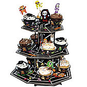 Boo Crew Party 3 Tier Cupcake Stand