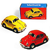 Retro Tin Volkswagen Collectable - Red