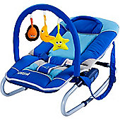 Caretero Astral Baby Bouncer (Blue)