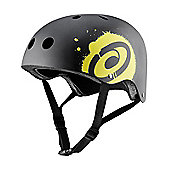 SKATE HELMET BLACK - XL