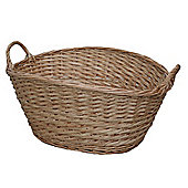 Wicker Valley Wash Basket