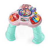 Bright Starts Pretty In Pink Musical Learning Table