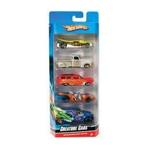 Hot Wheels 5-Car Giftpack Random Assortment