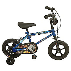 "Urban Racers Lightning 12"" Kids' Bike with Stabilisers"