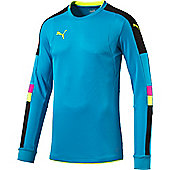 Puma Tournament Goalkeeper Shirt - Blue