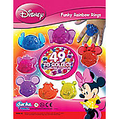 Tomy Disney Funky Rainbow Rings
