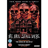 We Are Still Here DVD