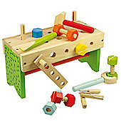 Bigjigs Toys BJ663 Carpenters Workbench
