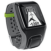 TomTom Multi-Sport GPS Watch - Dark Grey