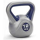 York Fitness 12KG Vinyl Kettlebell