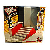 Tech Deck SK8 Parks - Ramp and Stairs Set