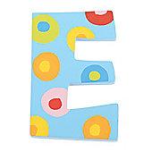 Tatiri Spots & Stripes Letter E (Spots)
